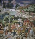 Corteo dei Magi, parete sinistra - - Firenze - © Provincia di Firenze / Antonio Quattrone