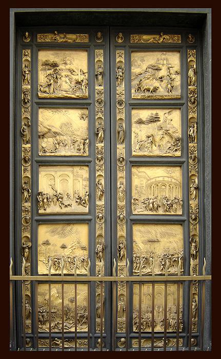 Porta del Paradiso - Battistero di San Giovanni, Firenze