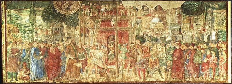 Costruzione della torre di Babele - - Camposanto, Pisa - © Opera della Primaziale Pisana / Archivio Fotografico Scala - Bagno a Ripoli (FI)