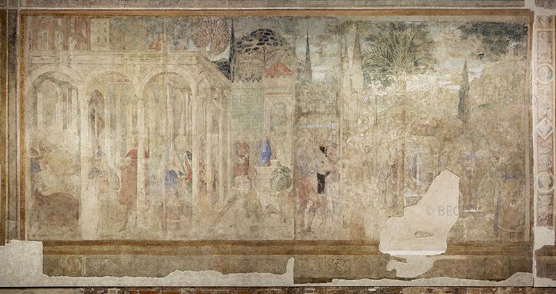 La Maledizione di Cam - - Camposanto, Pisa - © Opera della Primaziale Pisana