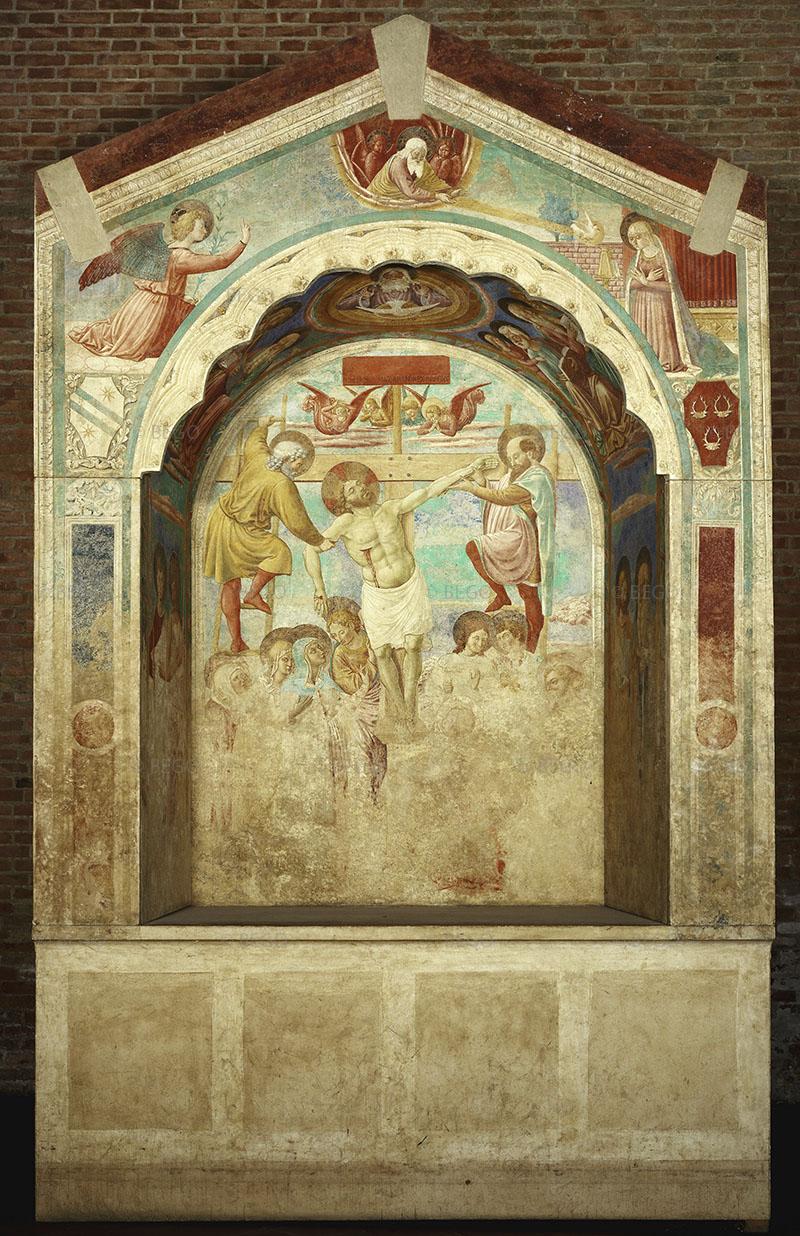 Tabernacolo dei Giustiziati - Certaldo - © Comune di Certaldo / Archivio Fotografico Scala - Bagno a Ripoli (FI)