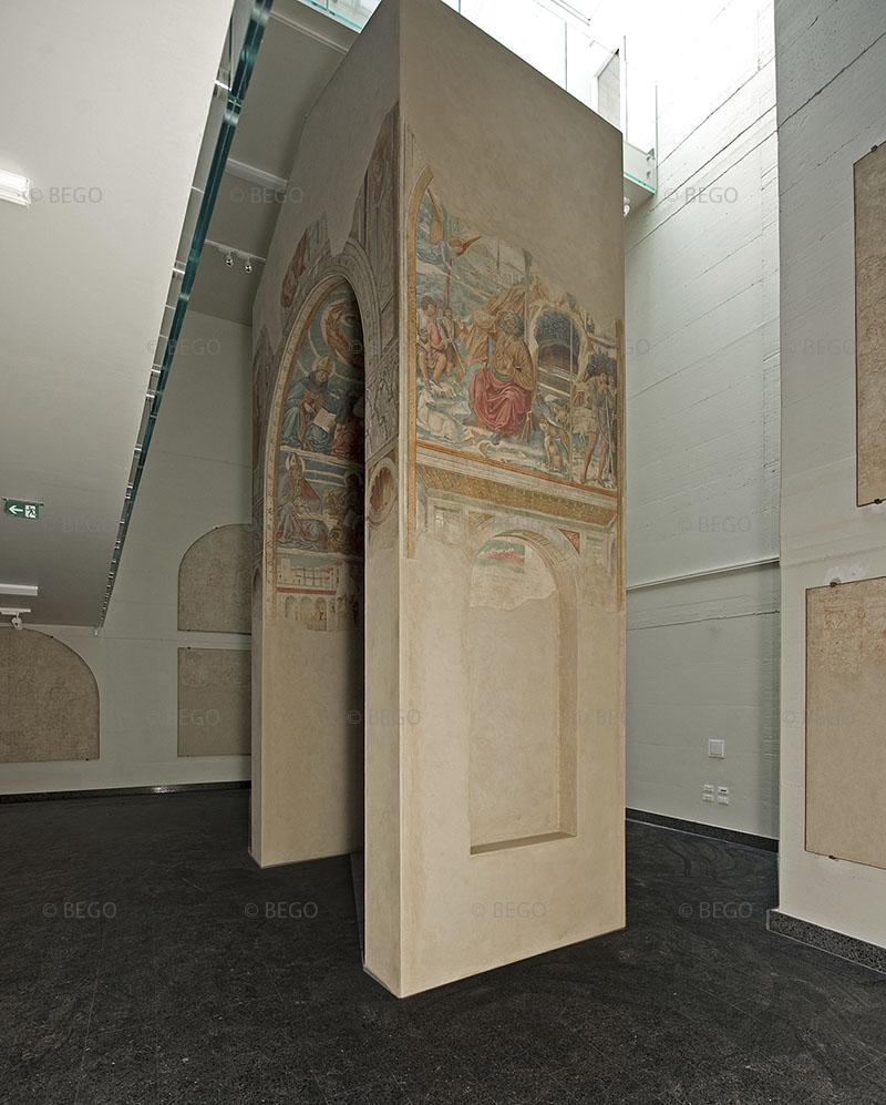 Il tabernacolo della Visitazione - Nel nuovo allestimento museale a Castelfiorentino