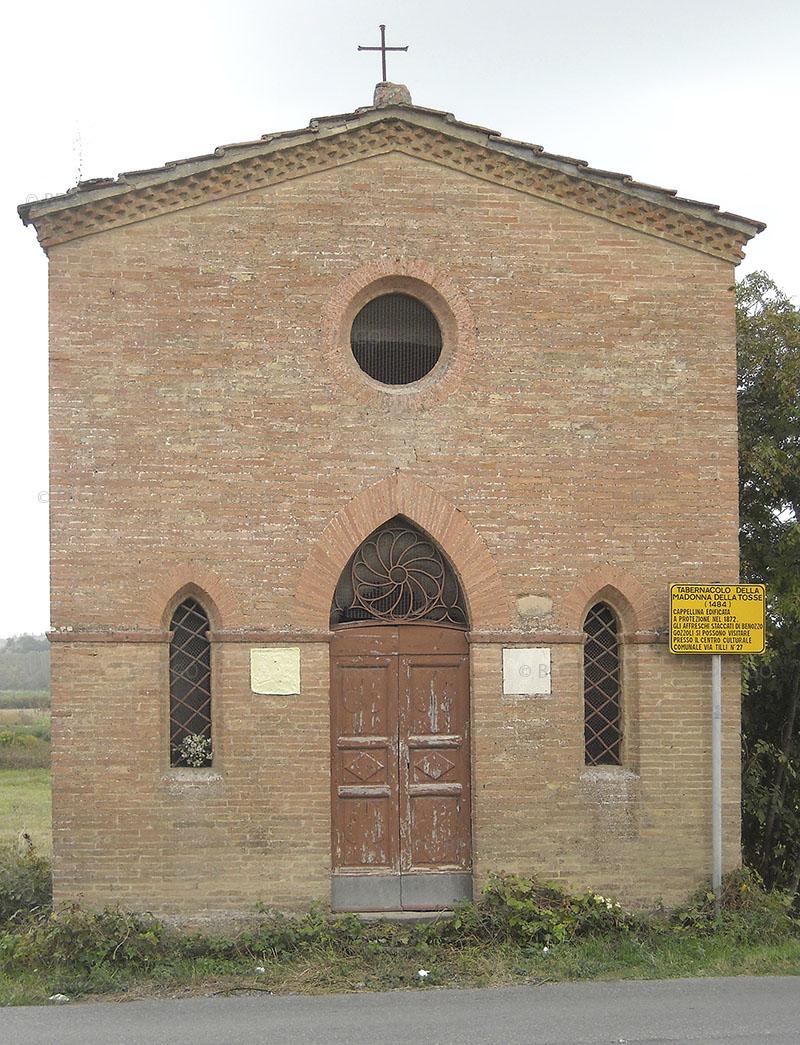 Cappella della Madonna della Tosse