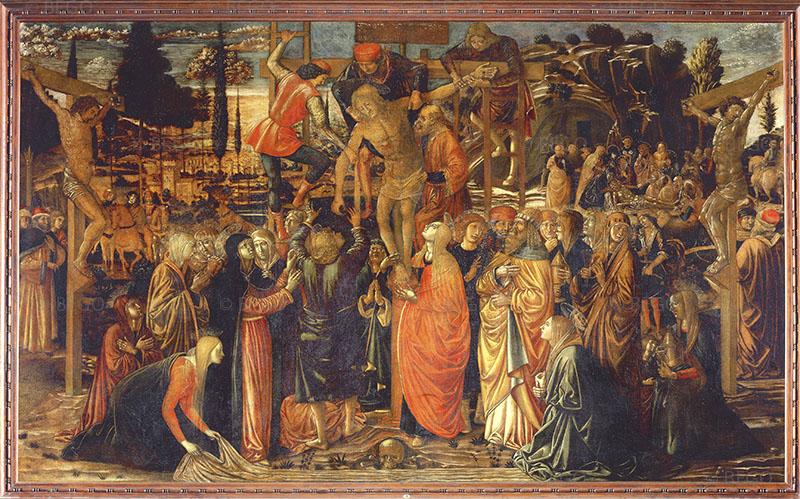 Deposizione dalla croce - Museo Horne, Firenze - © Fondazione Museo Horne / Archivio Fotografico Scala - Bagno a Ripoli (FI)