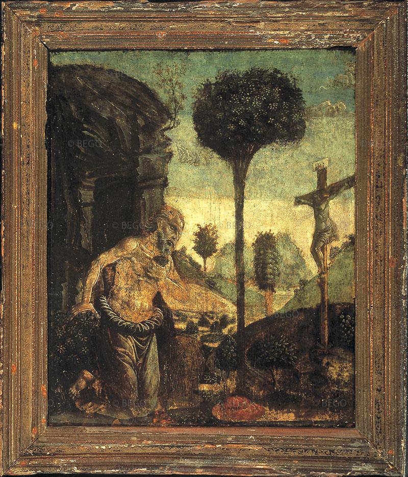 San Girolamo penitente - Museo Bardini, Firenze - © Comune di Firenze, Museo Bardini