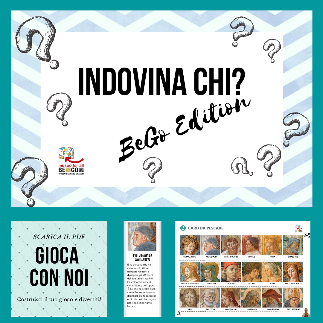 Indovina Chi? BeGo Edition
